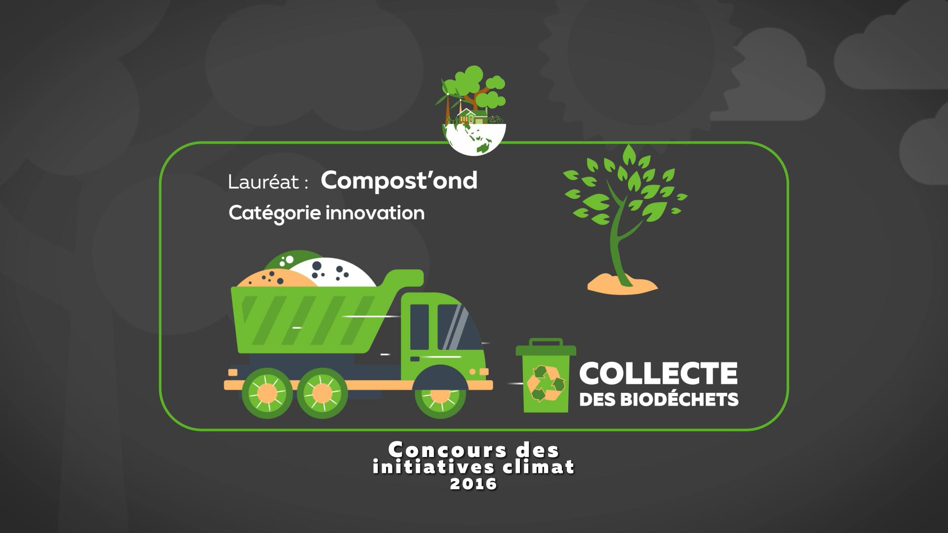 Découvrez la mission de Compost'Ond en vidéo